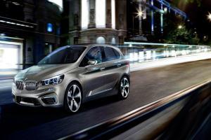 Были представлены фото нового BMW CAT