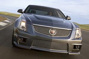 Встречайте Cadillac с новым двигателем!