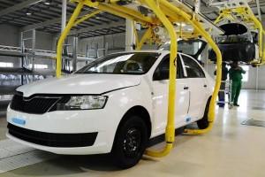 Skoda готовит Rapid новой модификации