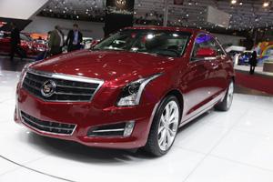 Скоро стартует производство купе Cadillac ATS!