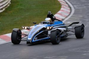 Компания Renault создаст новые гоночные болиды для Формулы Е