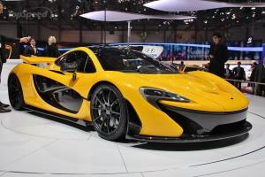 McLaren P1 пользуется успехом