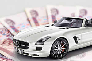 Госдума рассмотрит введение налога на дорогие автомобили