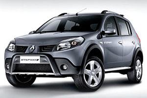 На АВТОВАЗе появился Renault Sandero?