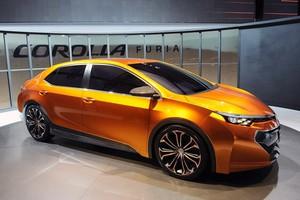 Toyota презентовала новую Corolla