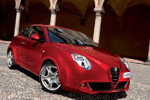 Alfa Romeo MiTo немного изменился