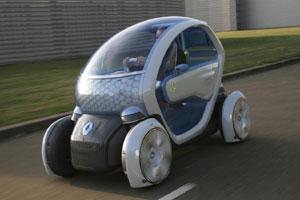 Коммерческая модификация Renault Twizy