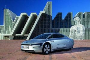 Volkswagen превратит гибрид XL1 в спорткар