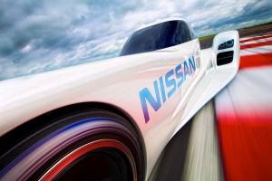 Nissan создал самый быстрый электромобиль