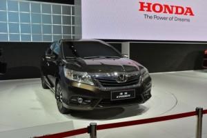 Honda сделала машину для китайцев