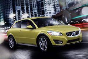 Volvo подарит последний хэтчбек C30