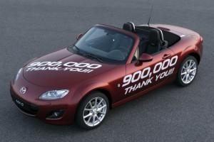 Mazda MX-5 установила новый рекорд!