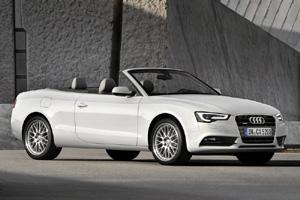 Скоро выйдет новый кабриолет от Audi
