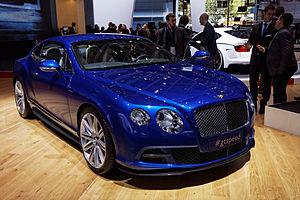 Bentley выходит на российский рынок