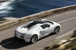 Bugatti Veyron станет ещё мощнее