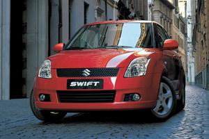 Suzuki Swift: однажды в России