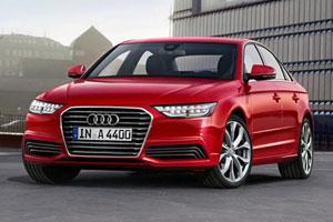 Audi A4 станет легче и больше
