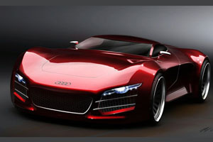 Компания Audi выпустит новый спорткар