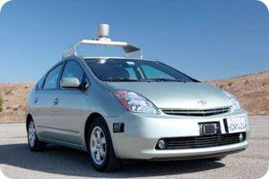 Самоуправляемые автомобили