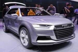 Audi готовит водородный вариант А7