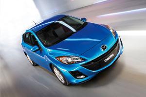 Скоро на дорогах появится Mazda3 третьего поколения