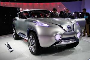 Новинки Nissan представленные в 2013