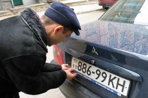 Инспекторы восстановят старые номера