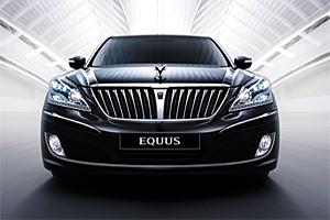 Цены и комплектации Hyundai Equus