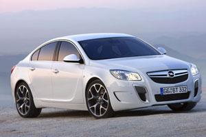Обновленная серия Opel Insignia