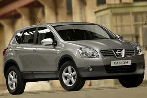Nissan Qashqay второго поколения