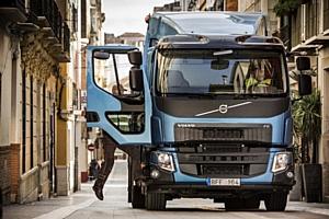 Volvo FE и Volvo FL - это новые грузовики!
