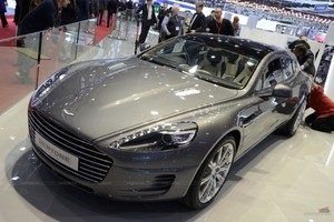 Aston Martin запустит в серию универсал Rapide