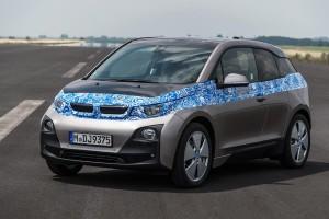 BMW i3 представлен официально