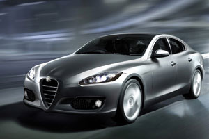 Увеличение продаж Alfa Romeo