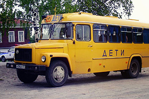 """""""Перепись"""" автобусов России"""