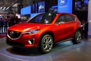 Mazda не будет строить завод в Европе