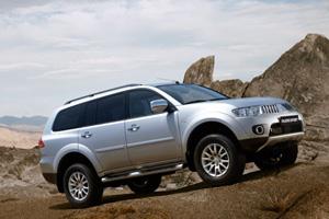 В России будут собирать Mitsubishi Pajero Sport