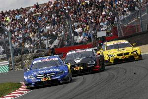 Скоро пройдет российский этап гонок DTMнки