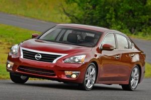 Nissan не будет выпускать модель Altima