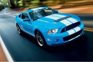 Очередной усовершенствованный Ford Mustang