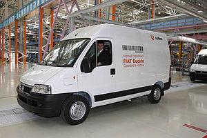Ford будет собирать грузовики и микроавтобусы в Турции