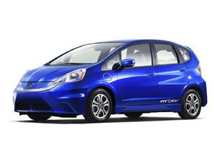 Honda представила модель Jazz