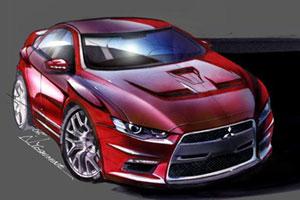 Наследник Mitsubishi Lancer Evolution