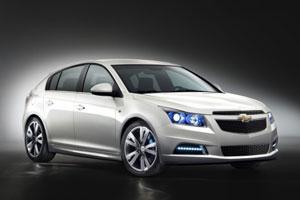 Новое Chevrolet Cruze представят
