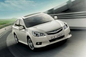 Subaru Legacy: что новенького?