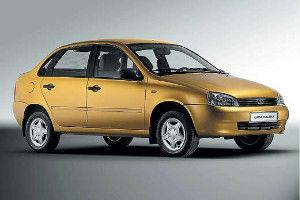 Россияне стали реже покупать машины Lada