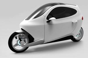 Персональный транспорт будущего
