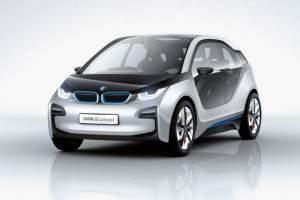 Современный электрокар i3 от BMW