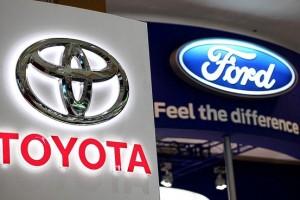 Ford и Toyota отказались от совместных гибридов