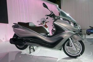 Piaggio обновил модель Liberty версией 3v